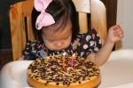 Happy birthday toLily…